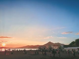 【イベント出演情報①】 福島の猪苗代湖畔で行われる夏フェス[オハラ★ブレイク]にて描きます。