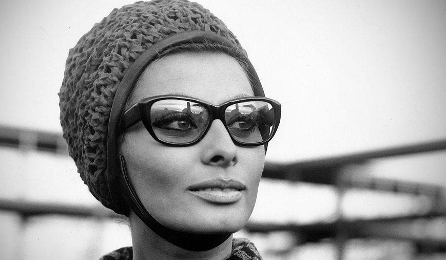 Модные очки 80