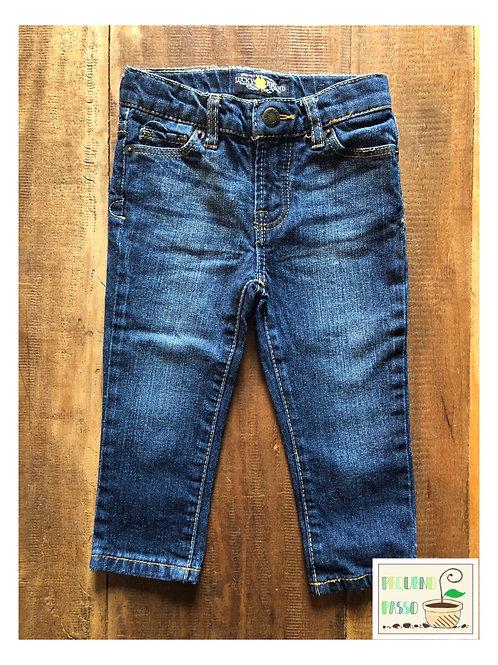 Calça jeans skinny - Lucky Brand