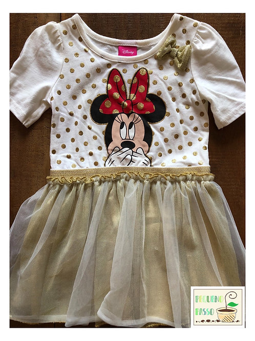 Vestido Minnie Mouse - Disney