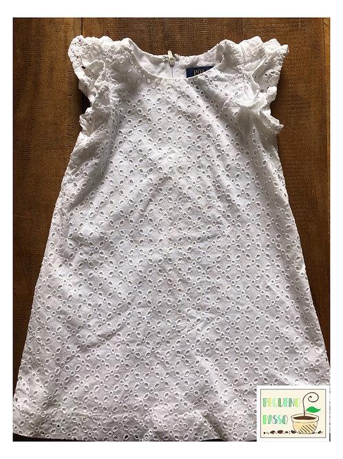 Vestido branco - Ralph Lauren