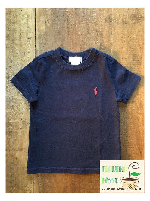 Camiseta azul marinho - Marca Ralph Lauren