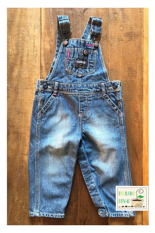 Jardineira jeans - OshKosh