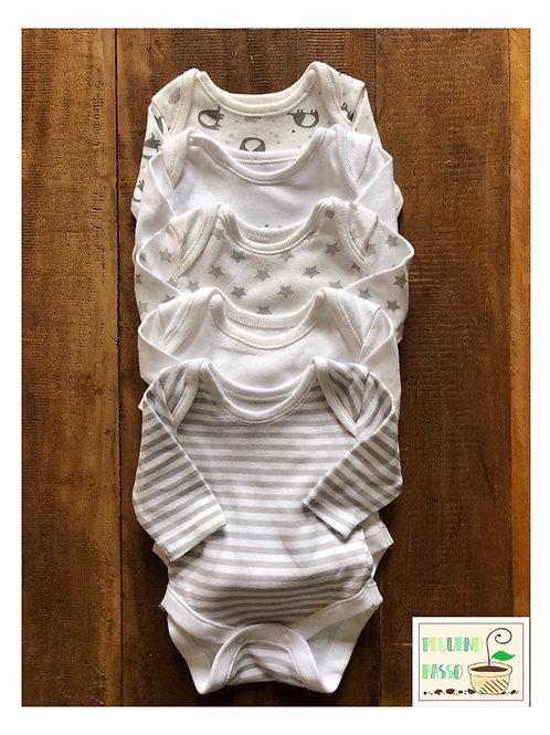 Kit 05 Body - Primark Baby