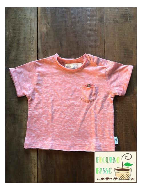 Camiseta bolso - Zara