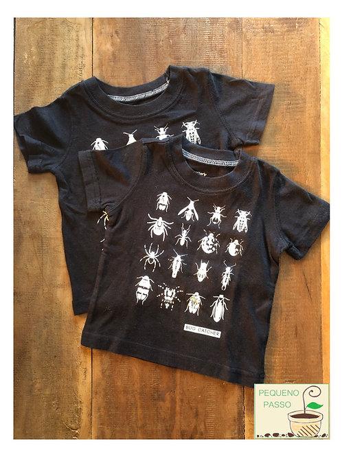 Camiseta Bugs fluorecente - Carter's