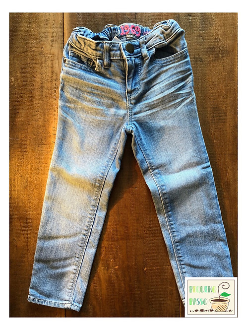 Calça jeans skinny - Gap