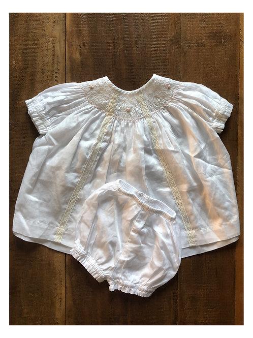 Vestido Branco -Trousseau Petit