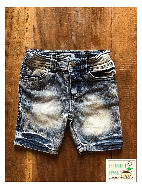 Bermuda jeans skinny destroyed - DKNY