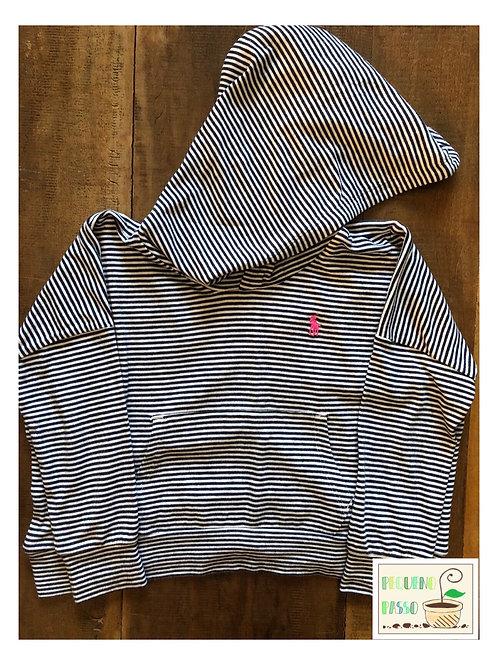 Camiseta manga longa canguru - Ralph Lauren