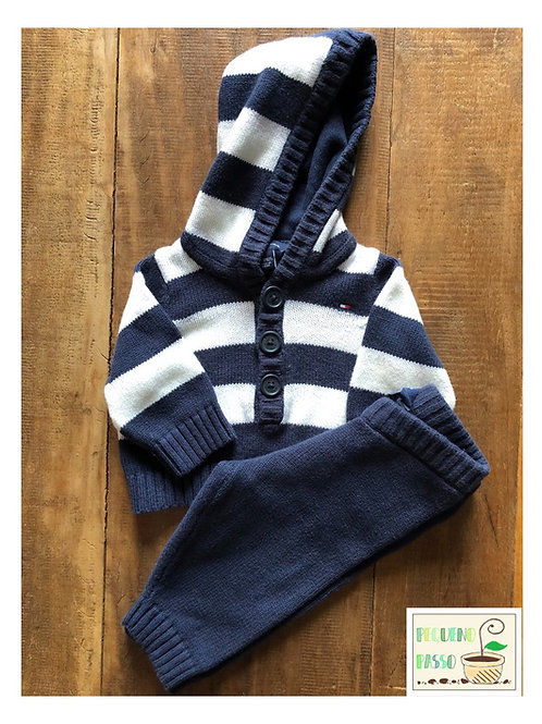Conjunto Tricot - Tommy Hilfiger