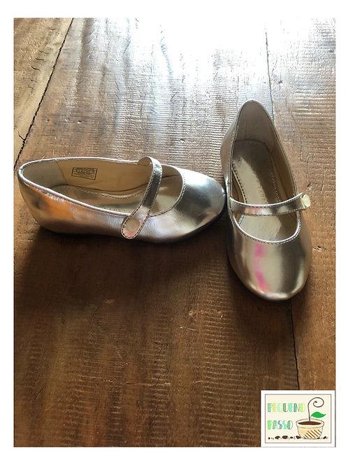 Sapato prateado - Ralph Lauren