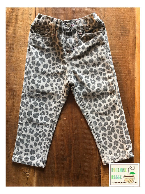 Calça jeans onça - Cherokee