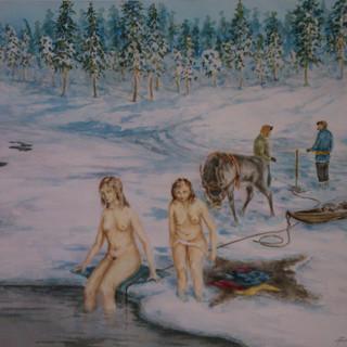 Arktinen kylpy