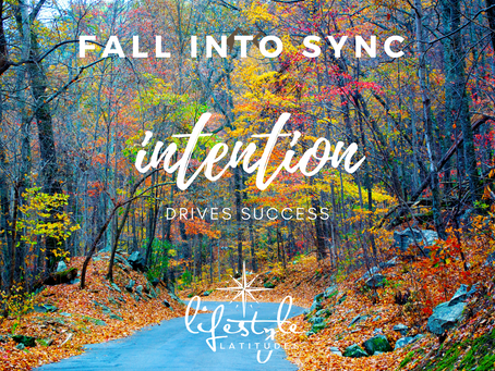 Fall into a wellness routine