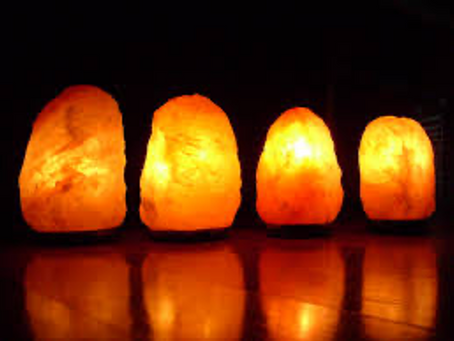 What Is A Salt Lamp?