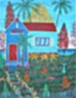 # 31 a Florida Farmlands 16x20 2017 $ 80
