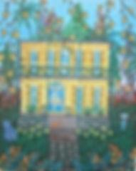 # 62 Hemmingway House Keys 16x20  wix pa