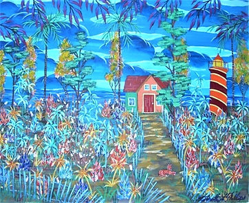 # 47 Keys In The Everglades 16x20 $ 800.