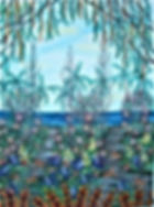 ## 51 Tropical Path 18x24 2018 $ 1,000.0