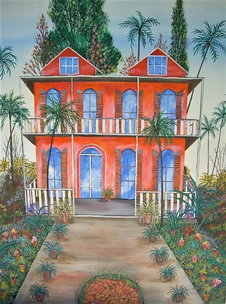 # 22 Vacation Home 36x48 $ 2,000.00 (2).
