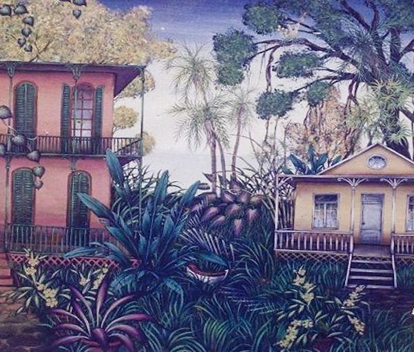 my view of hemmingway house 40x40 XX  xo
