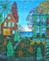 # 31 b Florida Farmlands 16x20 2017 $ 80