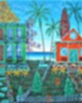 # 31 c Florida Farmlands 16x20 2017 $ 80