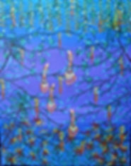# 79 Tropical Foliage Paradise 16x20 201