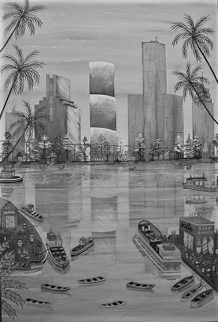 bl . wh. Miami Docks II 24x36 enhanced.j