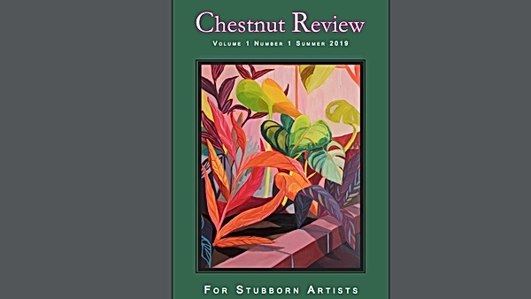 chestnut review front cover issue 1 summ