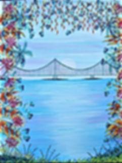 # 132 Famous Bridge Key West 22 x 28.JPG
