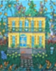 # 62 Hemmingway House Keys 16x20 2017 $