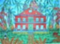 # 35 Plantation key West 18x24 $ 1,000.0