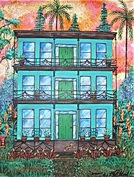 # 14 Blue Water Drive Key West 16x20 $ 8