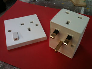 giant socket and adapter