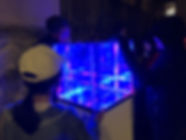 led pixel infifit cube
