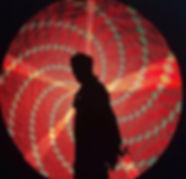 led pixel fan 2 meter