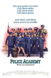 Police Academy © 1984 - Warner Brothers. All Rights Reserved.