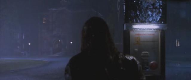 Exterior Scene, Alicia Witt in Urban Legend © 1998 - TriStar Pictures, Inc.