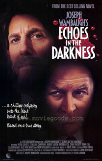 Movie Covers-Echoes in the Darkness, 1987. © New World Television