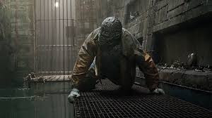 Killer Croc in his Prison Cell, Suicide Squad © 2016 - Warner Bros. Pictures