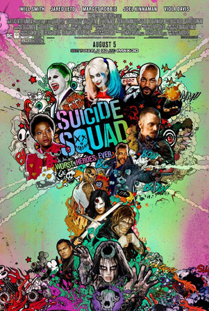 Suicide Squad © 2016 - Warner Bros. Pictures