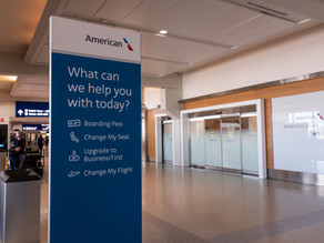 AMERICAN AIRLINES SAYS GOODBYE TO CHANGE FEES ON INTERNATIONAL TICKETS