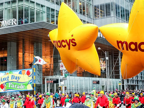 5 TIPS FOR WATCHING MACY'S THANKSGIVING DAY PARADE IN NYC
