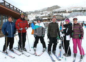 Surviving A Youth Group Ski Trip
