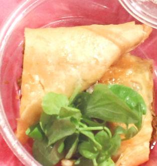 Safavid Chicken Pastille