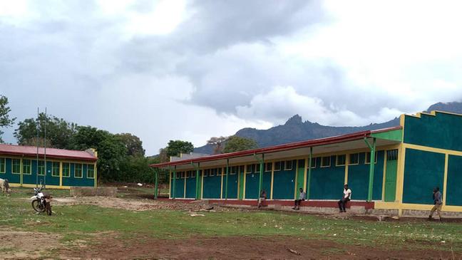 Costa Foundation - Gora Bantu Primary School is Now Open!