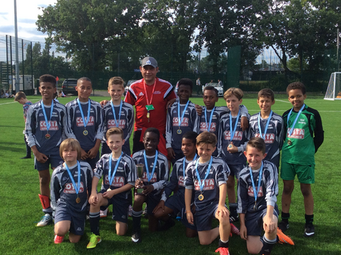 Tournament Win Pickhrst Primary School 01.07.2015.png