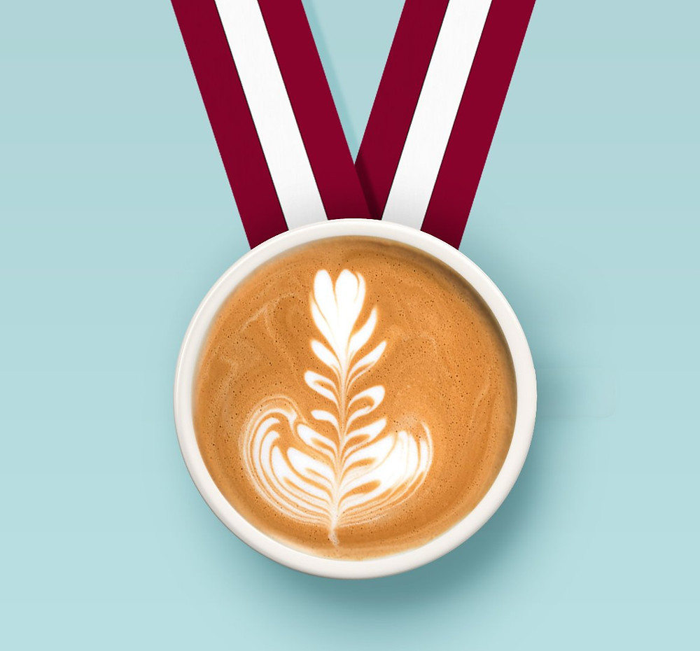 2018 - Nation's Favourite Coffee Shop - Costa Coffee